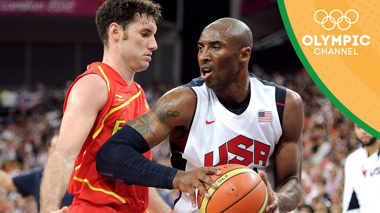 Basketball Olympics Event