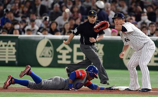 Japan VS Cuba